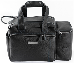 Hohenstein Cockpit Bag - Black