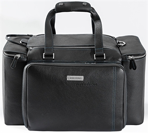 Hohenstein Weekender Bag - Black
