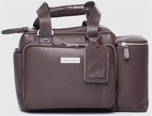 Hohenstein Cockpit Bag - Brown
