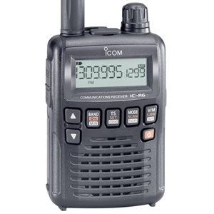 Icom IC-R6 Wideband Receiver