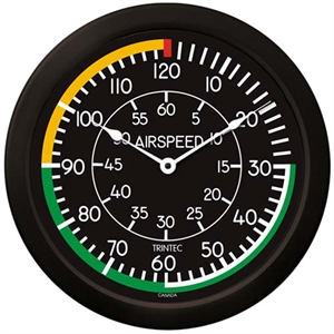 Air Speed Indicator veggur 14""